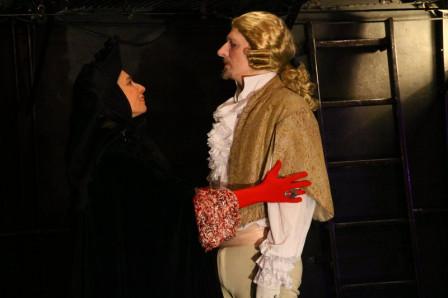 Done Elvire : « Sauvez-vous, Dom Juan, ou pour l'amour de vous, ou pour l'amour de moi » (2014)
