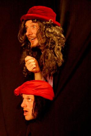 Argante dans les Fourberies de Scapin (2010)
