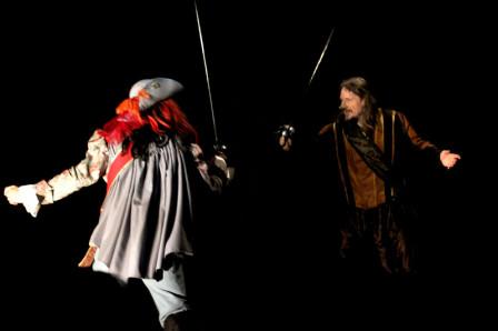 Cyrano : « Tac, je pare la pointe dont vous espériez me faire don » (2011)