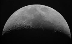 Lune par Nicolas Thomas sur Unsplash.com